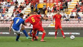 Gli Azzurrini fanno due su due, col Montenegro basta Colombo
