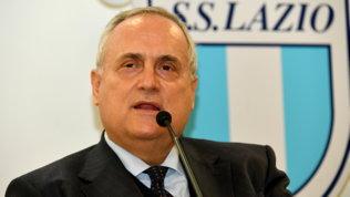 Lazio, la sentenza sul caso tamponi: due mesi di inibizione a Lotito