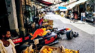 """Verstappen, la campagna italiana parte da... Palermo: """"Adoro Monza, ma..."""""""