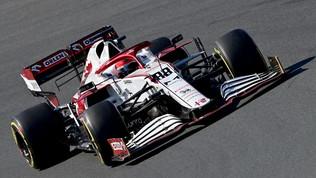 Raikkonen salta anche Monza, con l'Alfa corre ancora Kubica