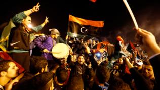 Libia, lo sport delle masse