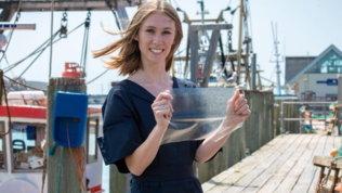 MarinaTex: l'alternativa alla plastica arriva dal mare e dai pesci