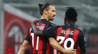 Ibra e Kessie pronti per la Lazio, ma per Zlatan impiego a mezzo servizio
