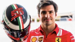 Sainz, prima a Monza nel  ricordo  di Schumi