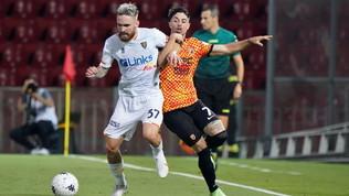 Tante occasioni, zero gol: Benevento-Lecce finisce in parità