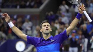 US Open, non basta un super Zverev per fermare Djokovic: sarà finale con Medvedev