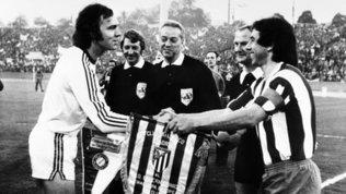Franz Beckenbauer, Kaiser del calcio