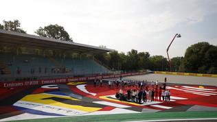 La Parabolica di Monza è ufficialmente curva Alboreto