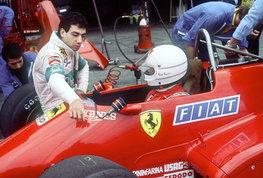"""La Parabolica di Monza si chiameràcurva Alboreto. La moglie: """"E' un sogno"""""""