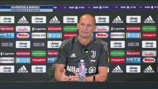 Juventus in emergenza a Napoli