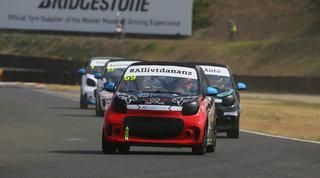 Savoia resiste agli attacchi e vince Gara 1. Azzoli e Ghirelli sul podio