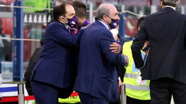 """Commisso: """"Tifosi dell'Atalanta, vergogna: brutte le offese a Vlahovic"""""""
