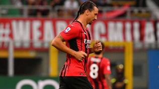 Milan, il ritorno di Ibrahimoviccon gol e treccia