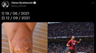 Il gol, il ginocchio operato, la treccia: il ritorno di Ibra, a segno dopo 175 giorni