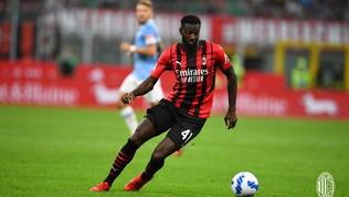 Cori razzisti contro Bakayoko dagli ultrà Lazio: il Milan valuta esposto