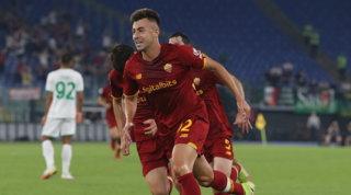 Elsha punisce il Sassuolo al 91': Roma in vetta, Mousotto la curva