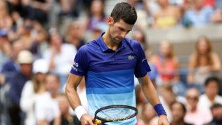 Us Open: crollo Djokovic, niente Grande Slam: vince Medvedev 3-0!