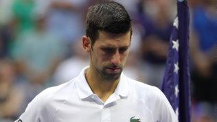 Djokovic è umano, dopo tutto
