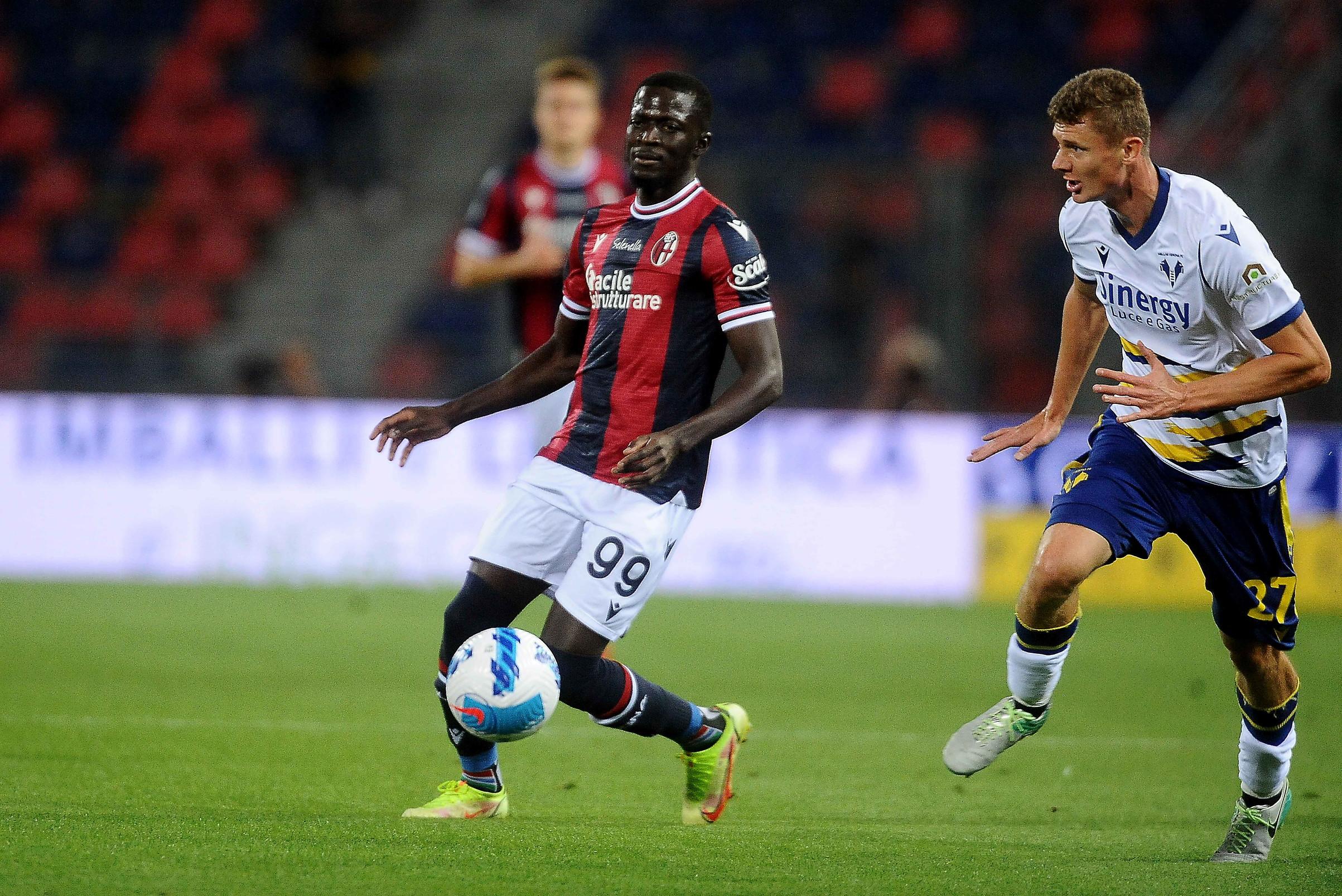 I migliori scatti di Bologna-Verona 1-0, ultima gara della 3a giornata di Serie A.<br /><br />