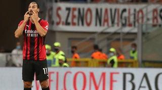 Gli occhi di Ibra sulla Championse sul primato di Totti