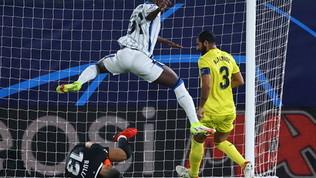 Villarreal-Atalanta, le foto del match