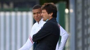 """Leonardo: """"Real scorretto, non vedo un PSG senza Mbappé a fine stagione"""""""