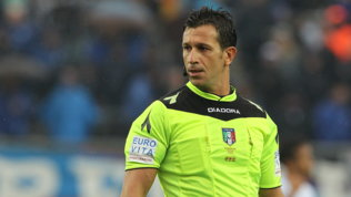 Arbitri: Juve-Milan a Doveri, Inter-Bologna affidata ad Ayroldi
