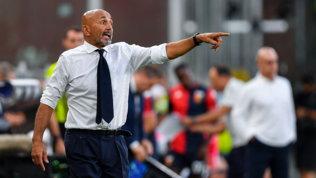 """Spalletti: """"Niente presunzione, giochiamo da Napoli per partire forte"""""""