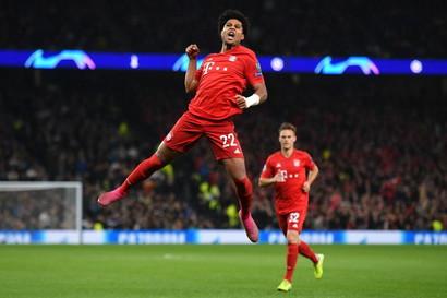 Gnabry (Tottenham-Bayern Monaco 2-7 2019)
