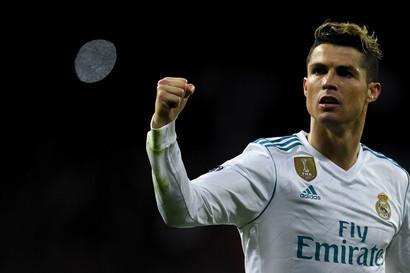 Cristiano Ronaldo (Real Madrid-Malmo 8-0 2015)
