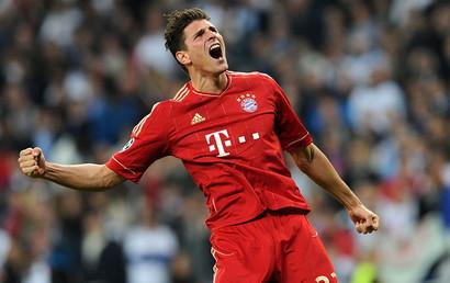 Mario Gomez (Bayern Monaco-Basilea 7-0 2012)