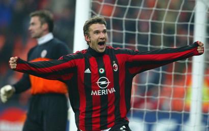 Shevchenko (Fenerbahce-Milan 0-4 2005)