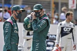 Aston Martin, Vettel e Stroll confermati per il 2022