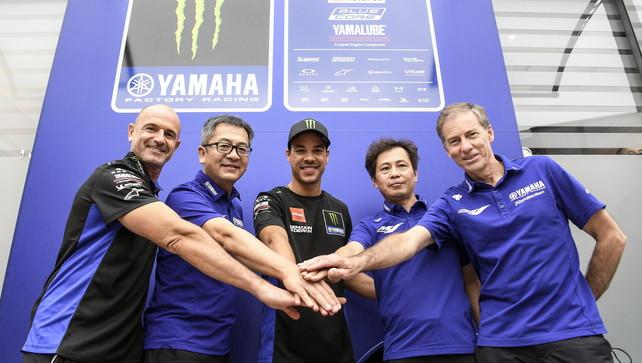 Grandi manovre Yamaha: Morbidelli e Dovizioso, ora è ufficiale