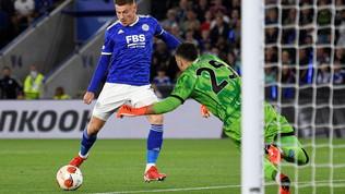 Leicester-Napoli: le foto del match
