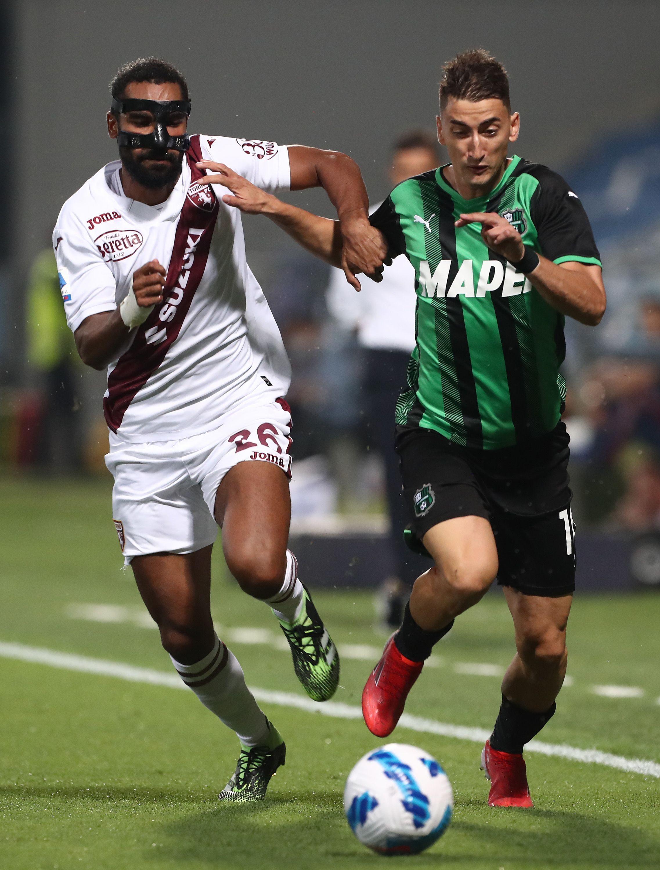 Le immagini della sfida del Mapei Stadium per la quarta giornata di Serie A<br /><br />