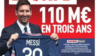 Lo stipendio di Messi: svelate le cifre monstre, ma Leonardo smentisce
