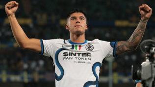 """Correa: """"Sognavo l'Inter dal 2013. Gol al Milan? Spero di continuare"""""""