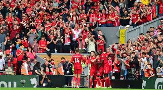 Premier League:il Liverpool vince e vola in testa. Everton ko