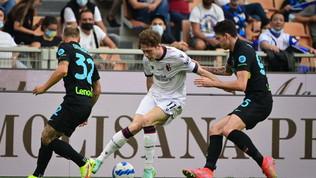 Inter-Bologna, le immagini del match