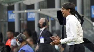 """Inzaghi: """"Temevo il Bologna, bravi noi. Grande partita di Dumfries"""""""