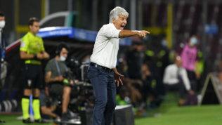 """Gasperini: """"Vittoria di testa, non al top dopo la Champions"""""""
