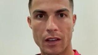 """Danny Hodgson in coma, CR7 in un video: """"Ti aspetto a Manchester"""""""