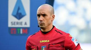 Fiorentina-Inter a Fabbri, Milan aPezzuto, per la Juve c'è Aureliano