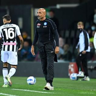 Udinese-Napoli: le immagini del match