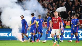 Ungheria: insulti razzisti ai giocatori inglesi | Fifa, una gara a porte chiuse