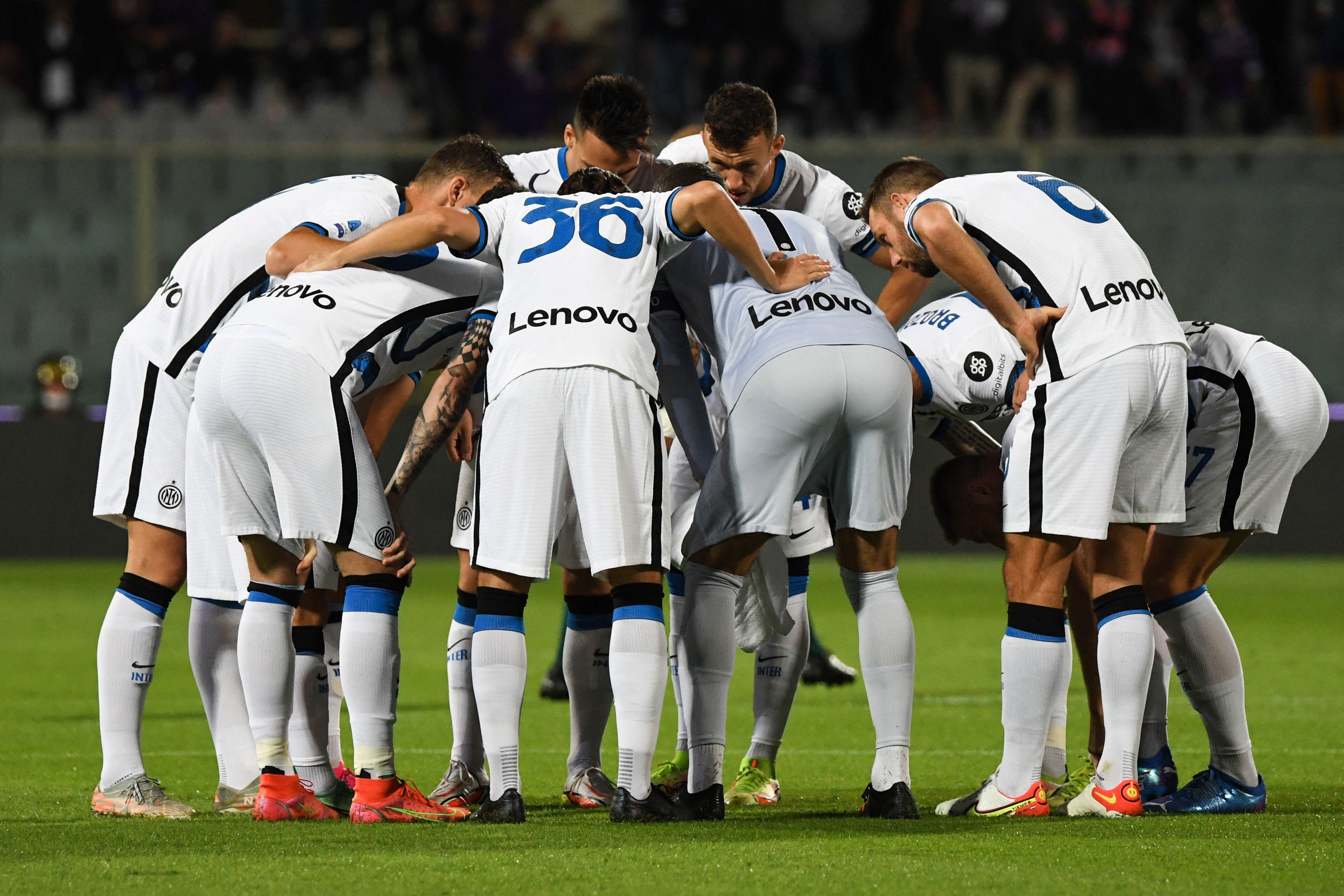 Le immagini della sfida del Franchi tra la formazione di Italiano e i nerazzurri di S. Inzaghi<br /><br />