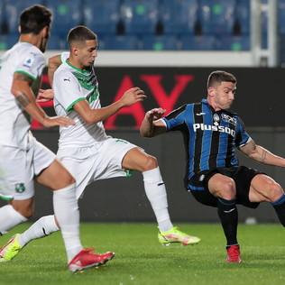 Atalanta-Sassuolo, le foto del match