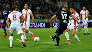 Al Pisa il big match col Monza. L'Ascoli insegue, poker Benevento