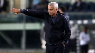 "Mourinho: ""Lasciateci tranquilli, basta euforia o depressione"""